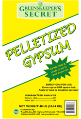 Pelletized Gypsum