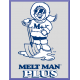 Melt Man® Plus Ice Melter